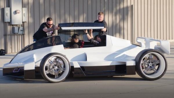 Dream Machines  Cent S Jet Car